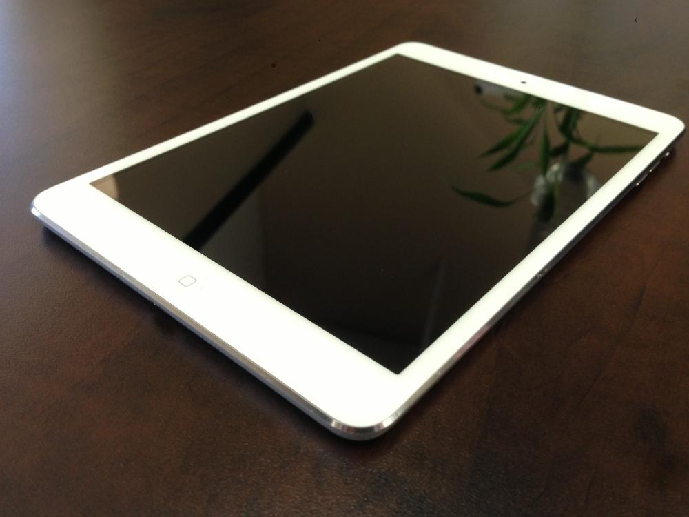 The truth about the iPad Mini Screen Repair.  Plus more iPad mini breakthroughs. (2/2)