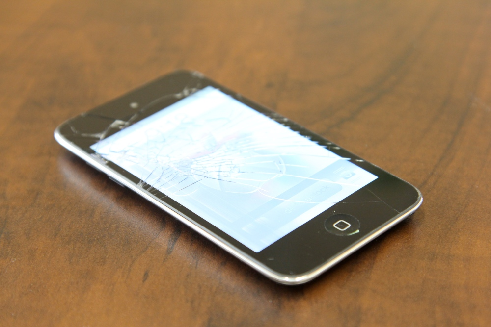 How To: Tell If Your LCD Screen Is Cracked? (3/4)
