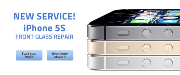 iphone5s screen repair