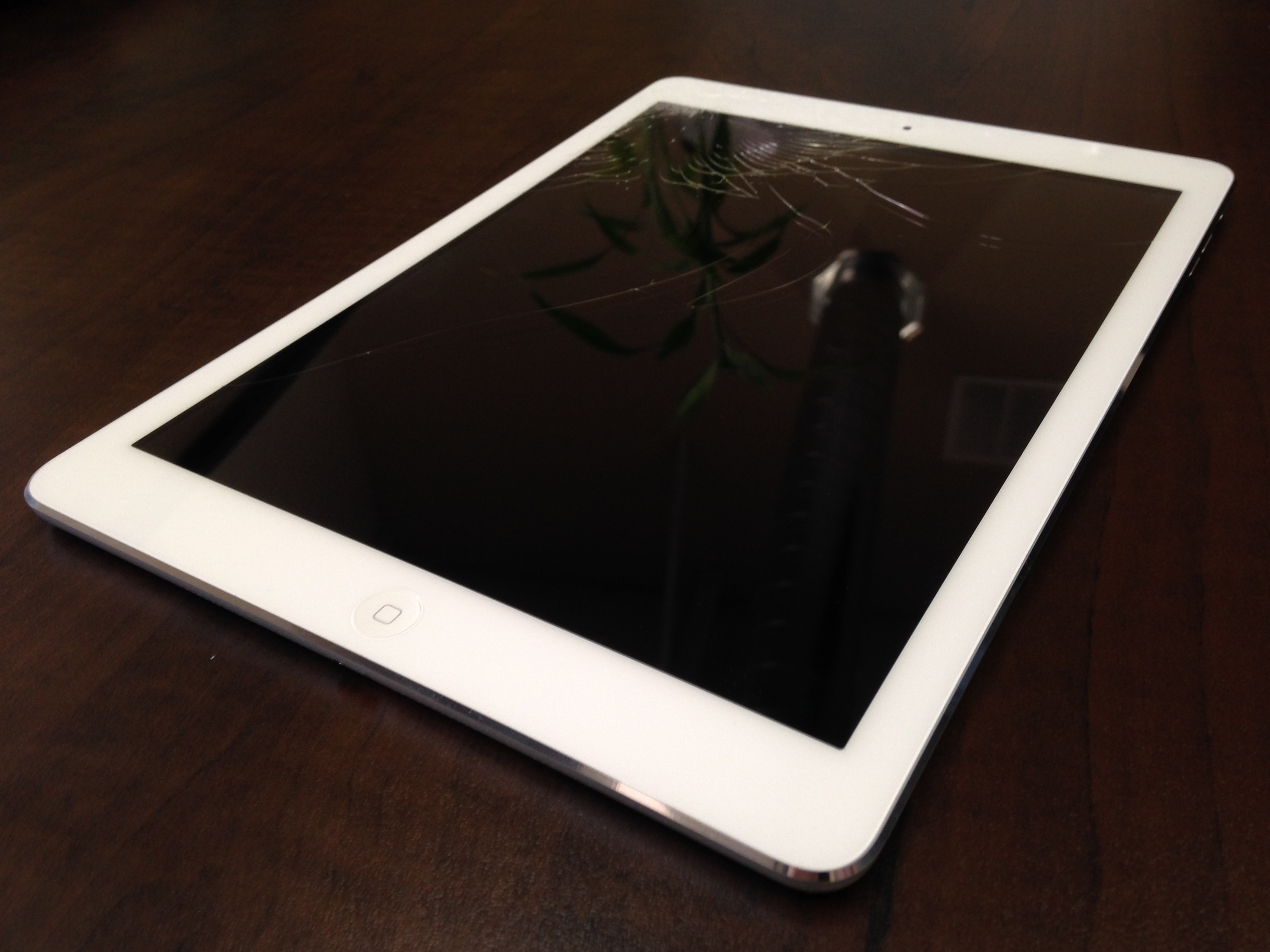 replace cracked ipad 2 screen