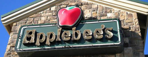 Applebee's closed due to weather today?  Come on!
