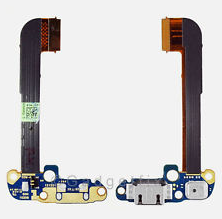 This is what the part looks like...you're going to need a new one of these to get your M7 to charge the battery again!