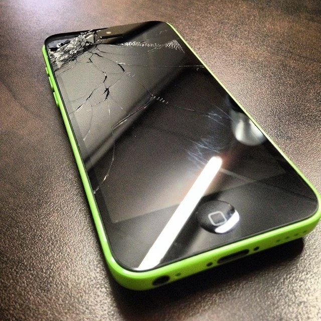 cracked iphone 5c screen iphone 5c screen repairs only 109 mission repair 1295
