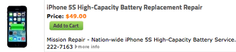 iphone5sbattery
