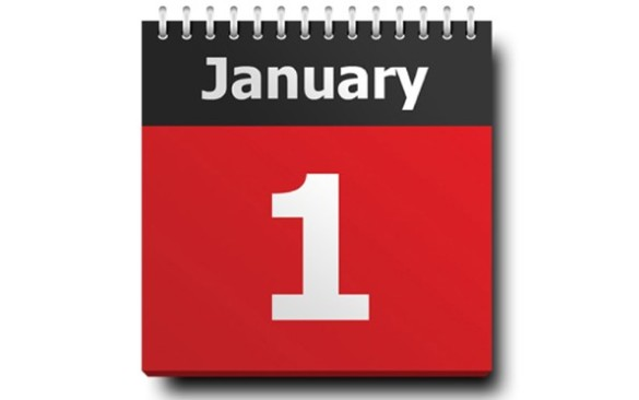 We will be closed on January 1, 2015!