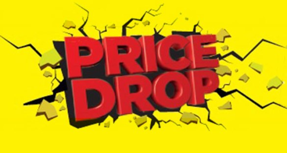 Price Drop Text